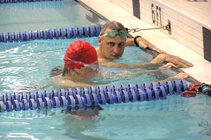 learning to swim with jim montgomery