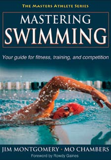 mastering swimming by jim montgomery and mo chambers